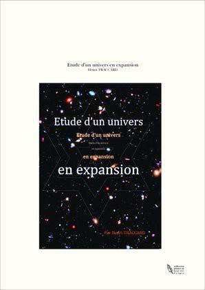 Etude d'un univers en expansion