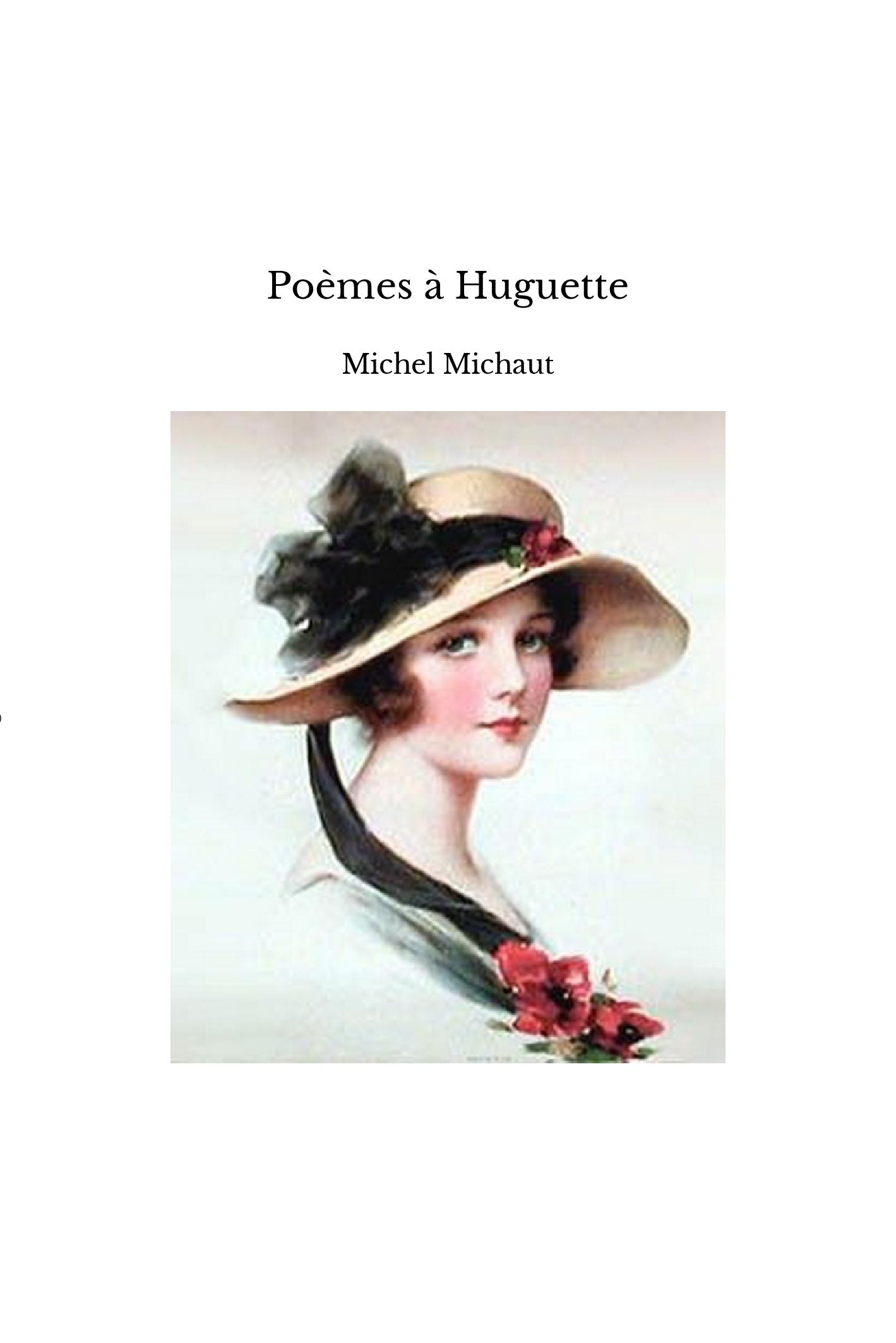 Poèmes à Huguette
