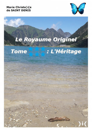 LE ROYAUME ORIGINEL T.6 L'HERITAGE