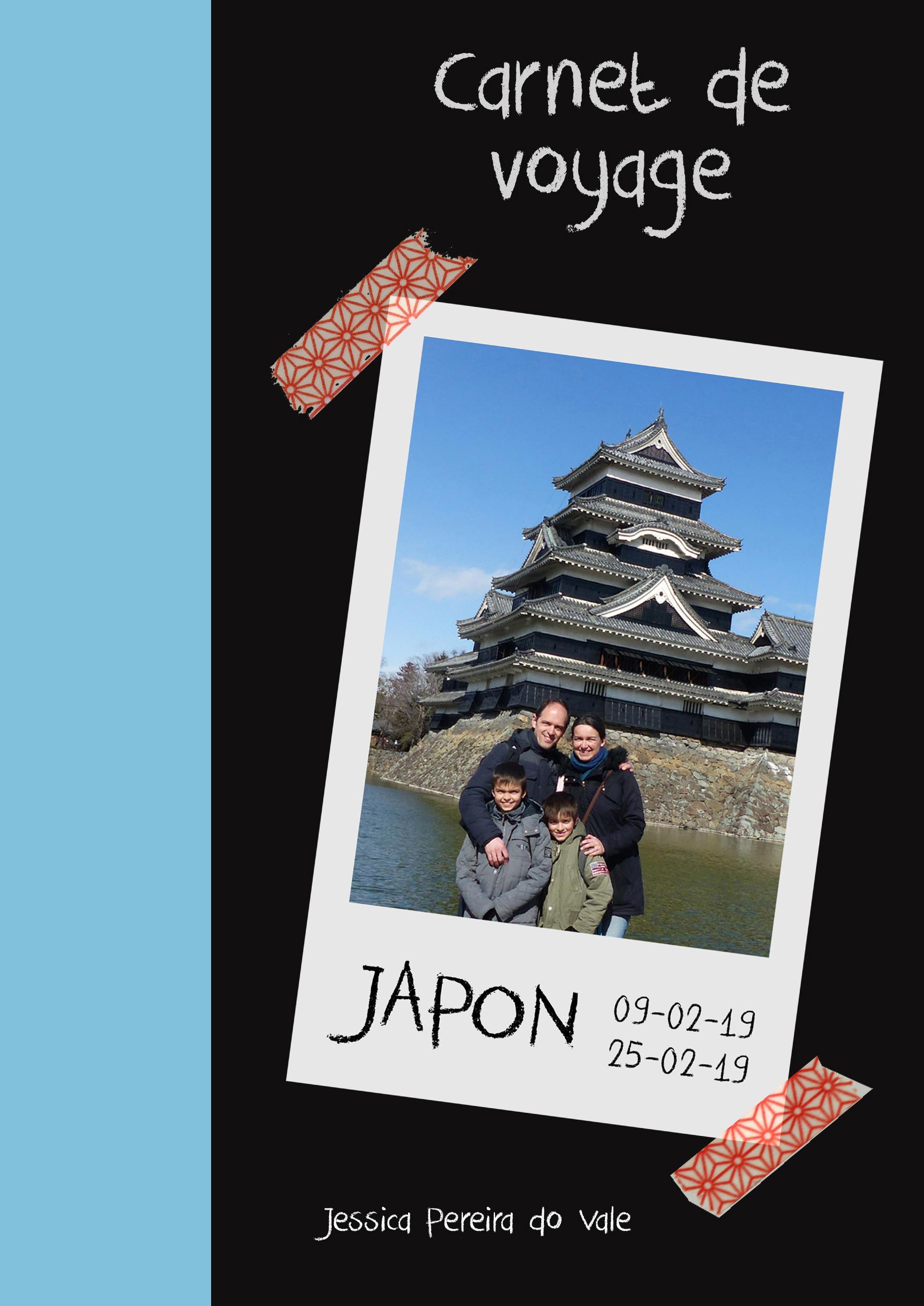 Carnet de Voyage - Japon