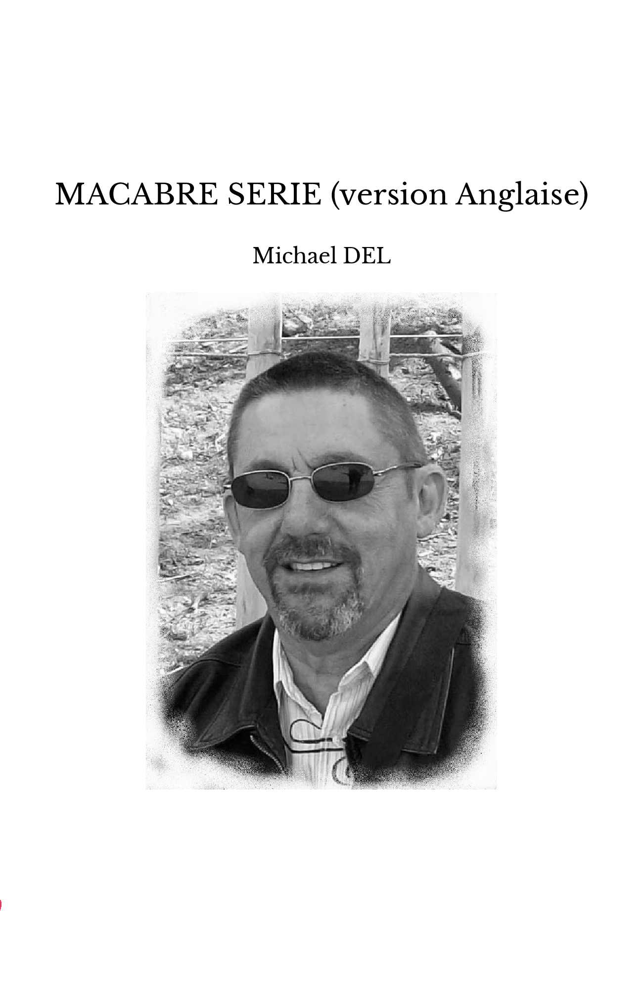 MACABRE SERIE (version Anglaise)