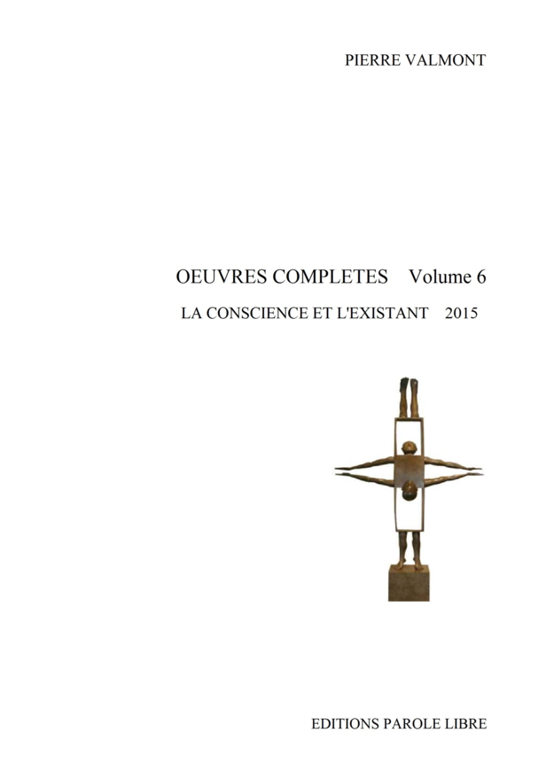 OEUVRES COMPLÈTES Volume 6
