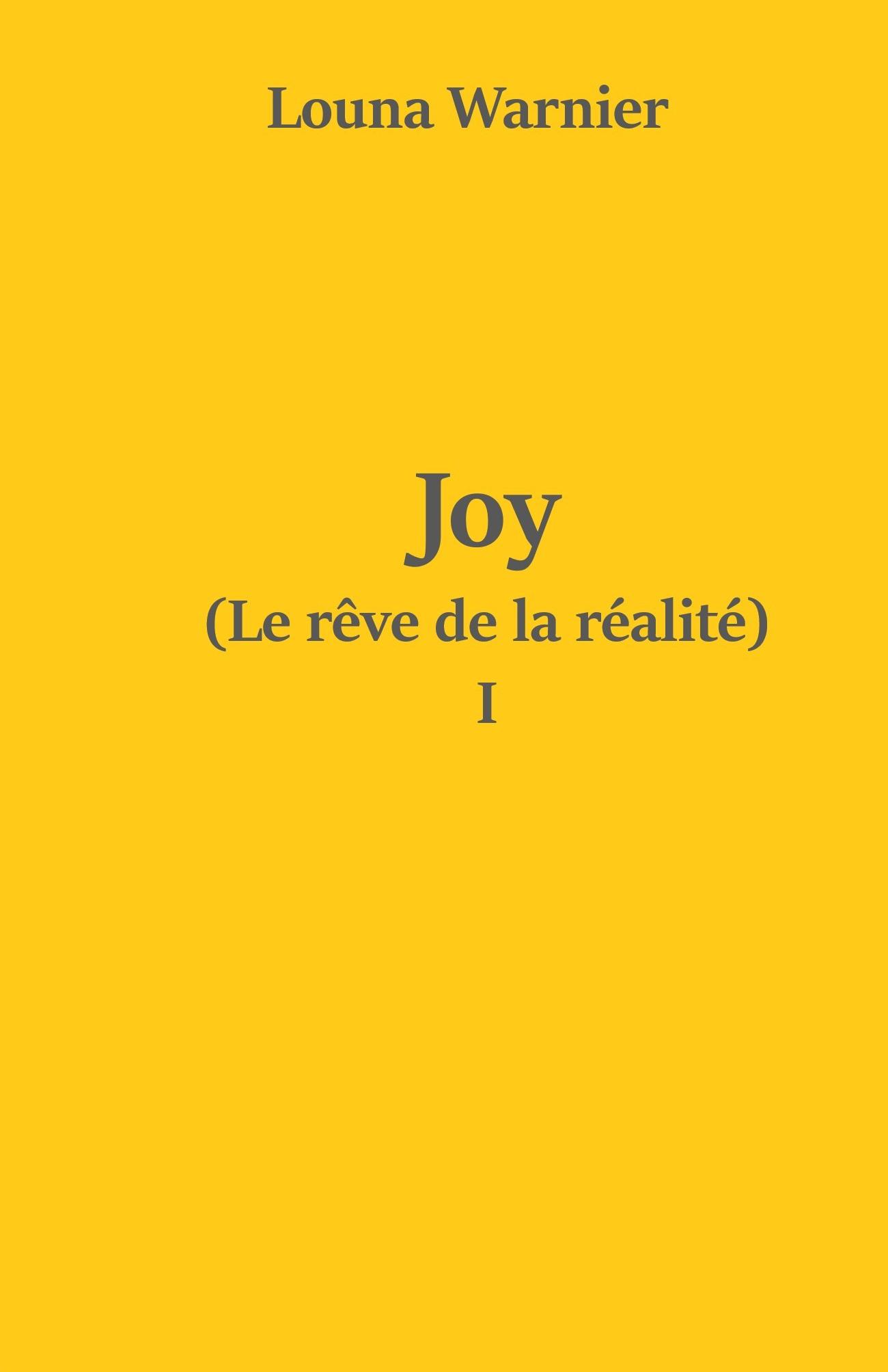Joy (le rêve de la réalité)