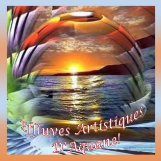 EFFLUVES ARTISTIQUES D'AQUANE