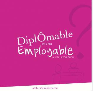 Diplômable et/ou employable ? (21x21)
