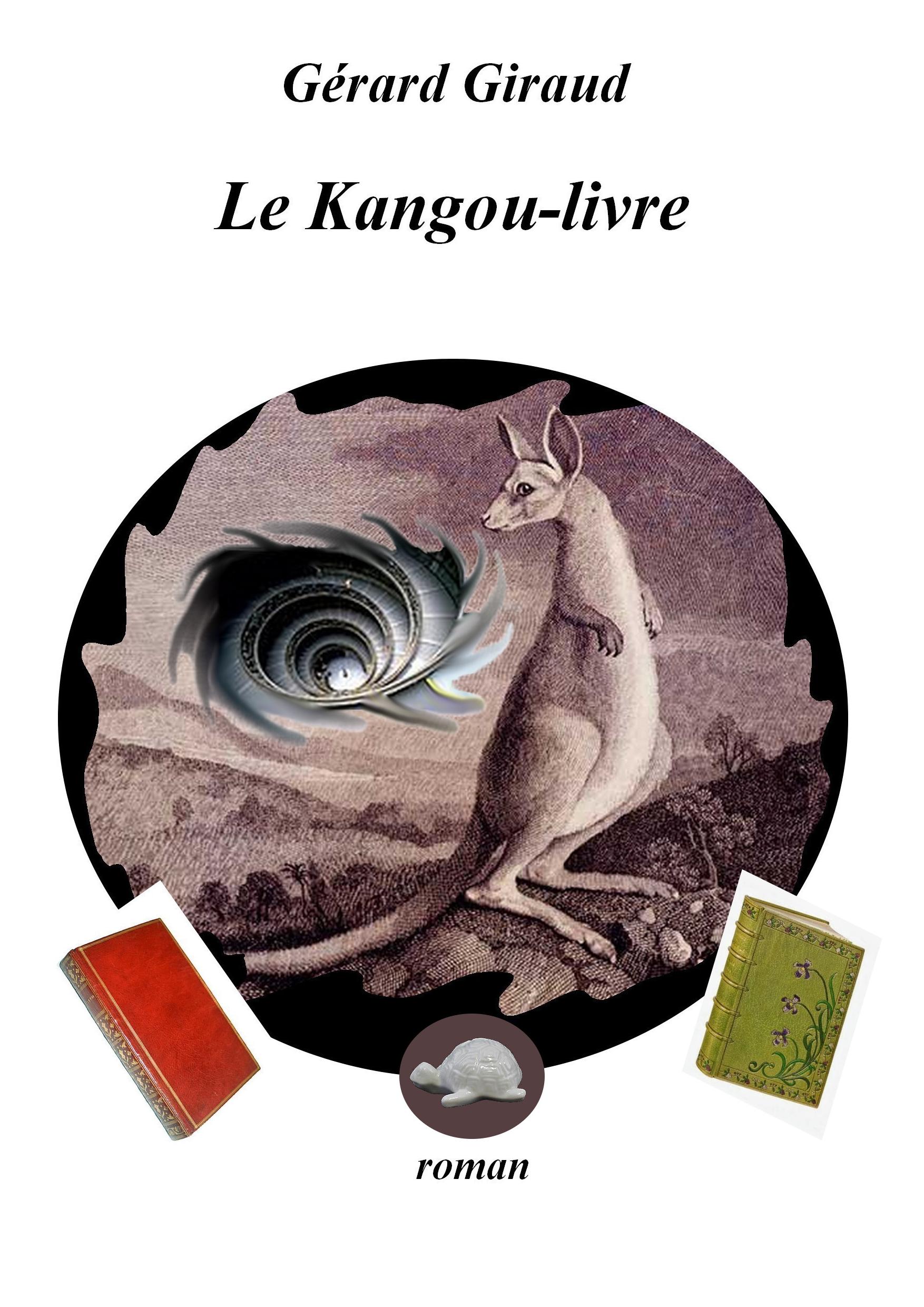 Le Kangou-livre