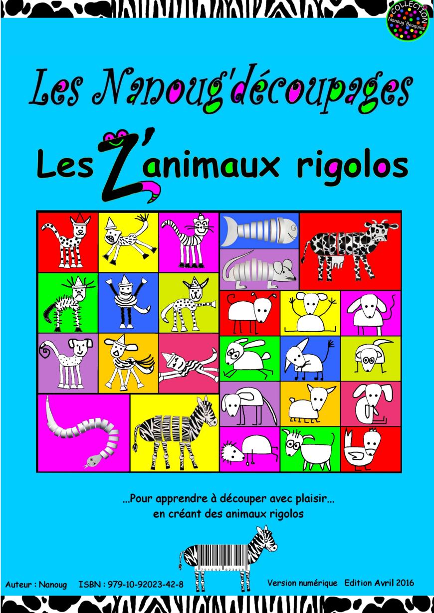 Les Nanoug' Z'animaux rigolos