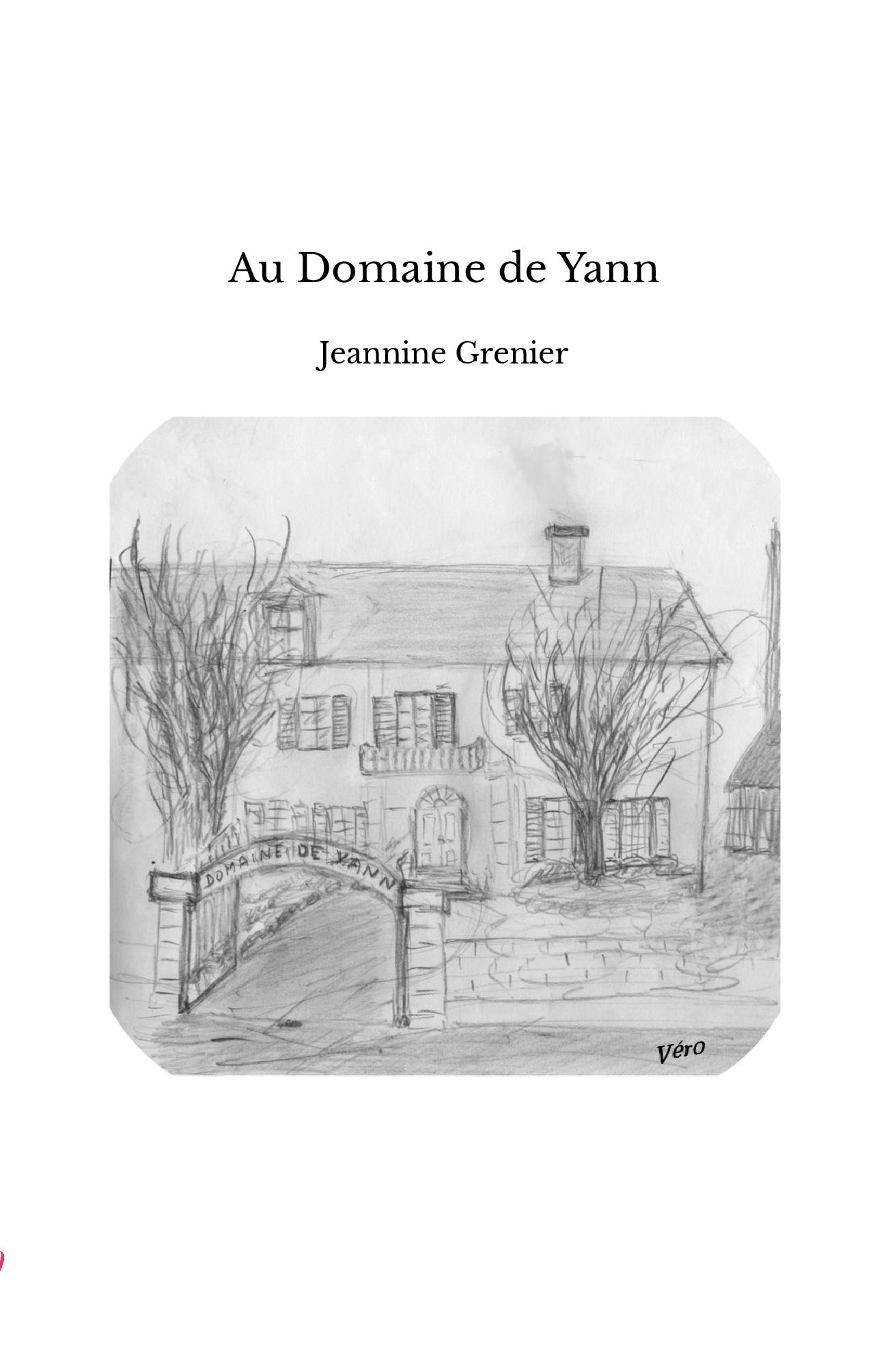 Au Domaine de Yann