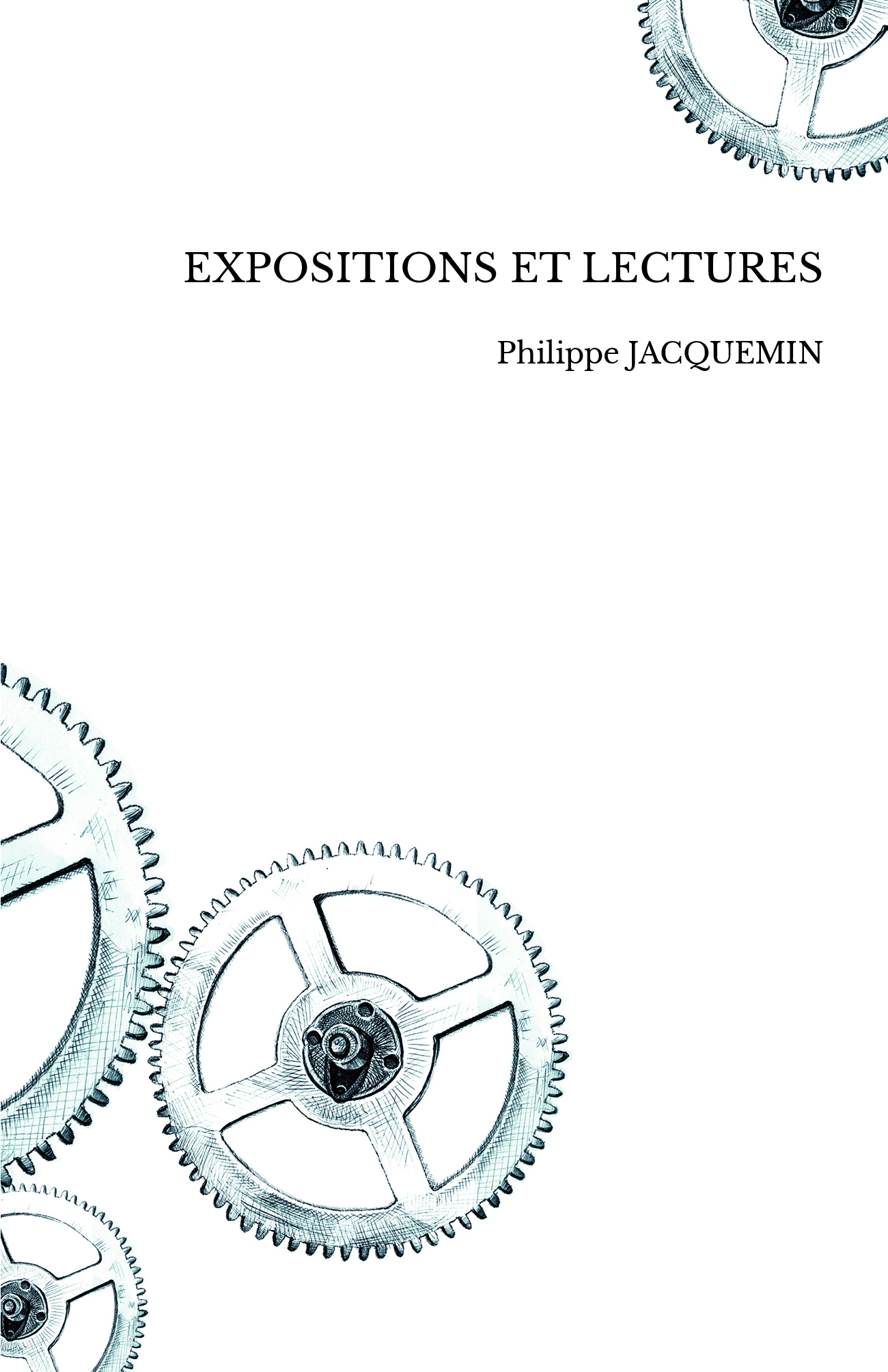 EXPOSITIONS ET LECTURES
