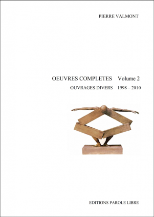 OEUVRES COMPLÈTES Volume 2
