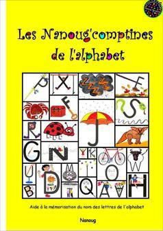 Les Nanoug'comptines de l'alphabet
