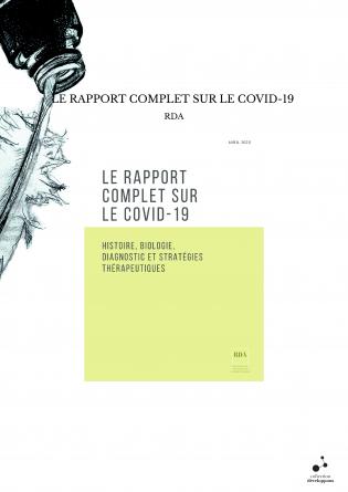 LE RAPPORT COMPLET SUR LE COVID-19