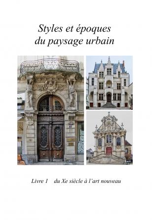 Style et époques du paysage urbain