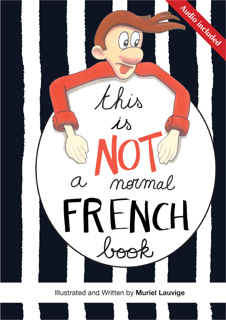 This is Not a normal French Book