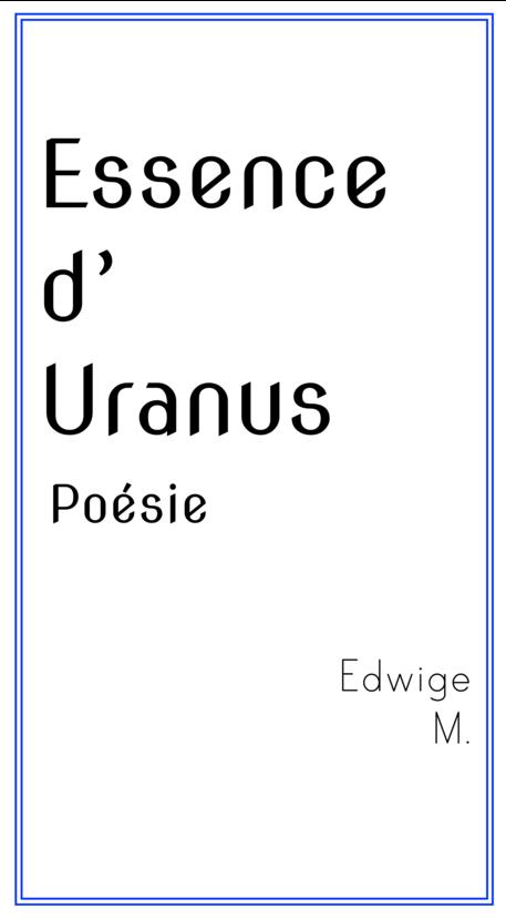 Essence d'Uranus