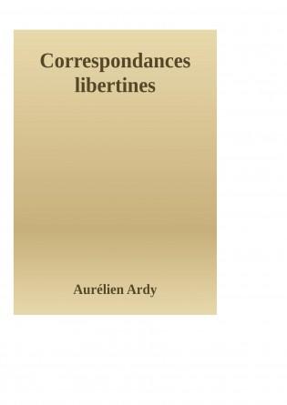 Correspondances Libertines