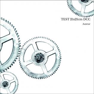 TEST 21x21cm DCC