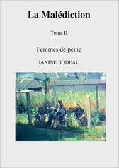 LA MALEDICTION II FEMMES DE PEINE