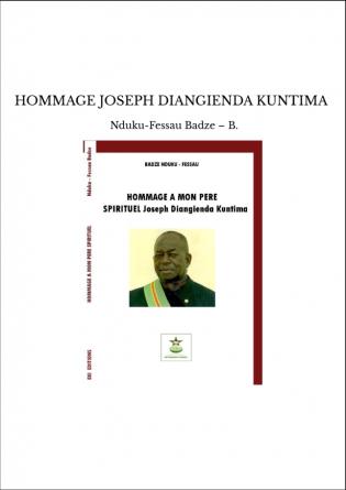 HOMMAGE JOSEPH DIANGIENDA KUNTIMA