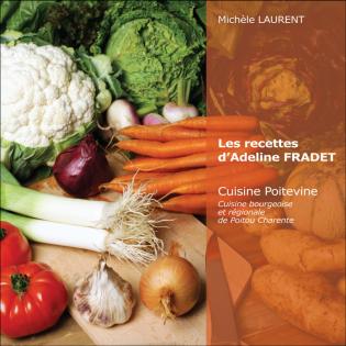 Adeline Fradet cuisinière poitevine