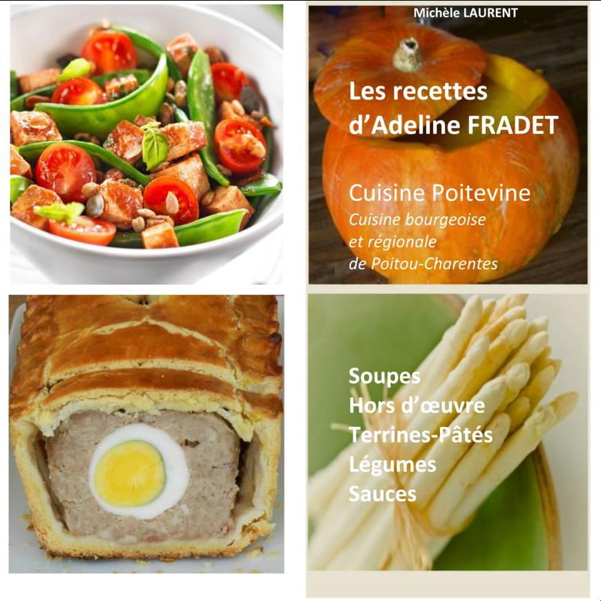 adeline Fradet recettes - légumes -