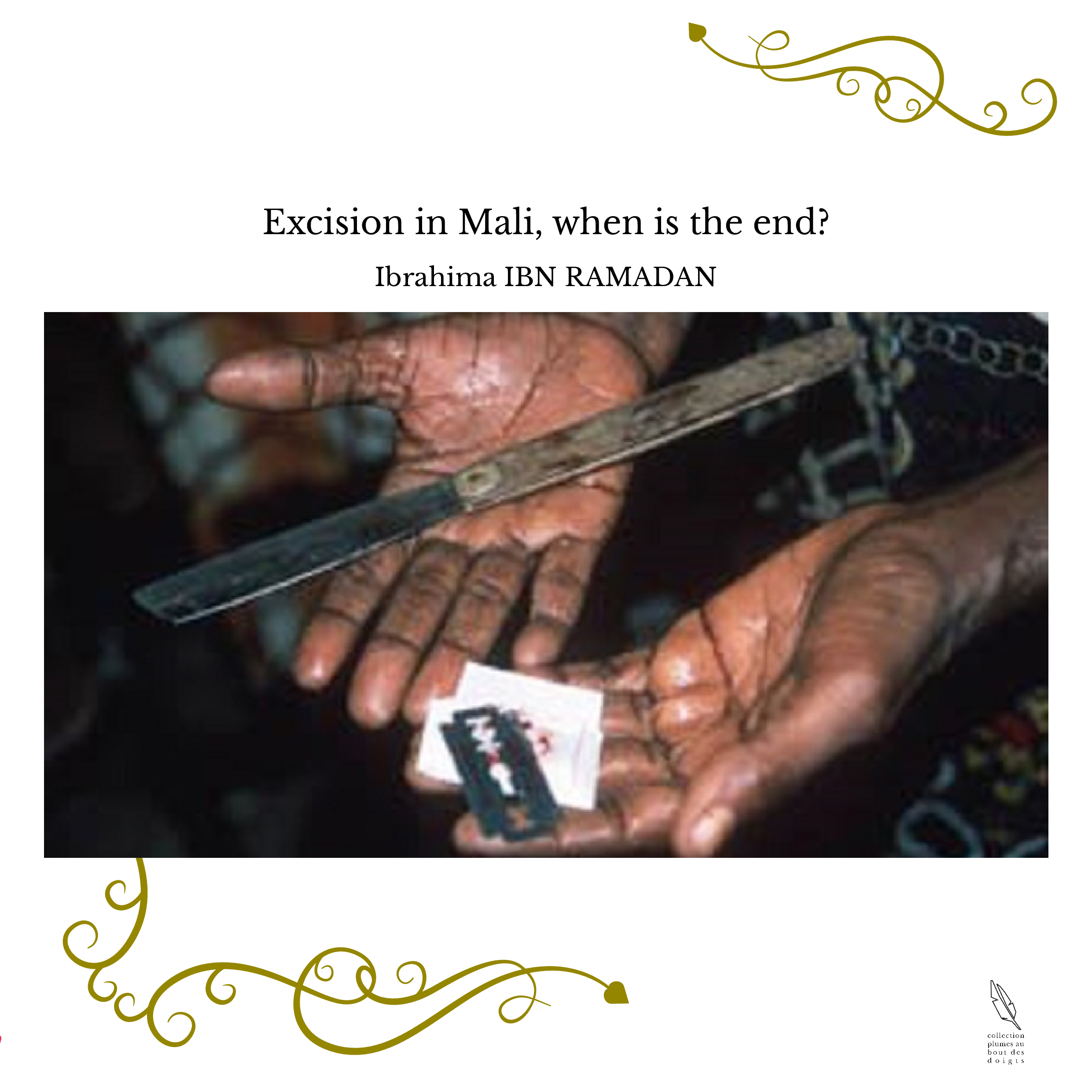 Excision in Mali, when is the end?