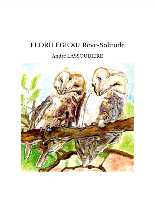 FLORILEGE XI/ Rêve-Solitude