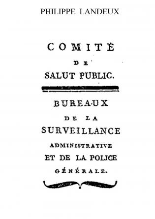 Le Bureau de police générale