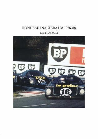RONDEAU INALTERA LM 1976-88