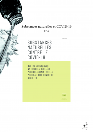 Substances naturelles et COVID-19