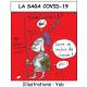 La saga Covid-19