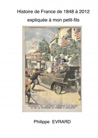 Histoire de France de 1848 à 2012