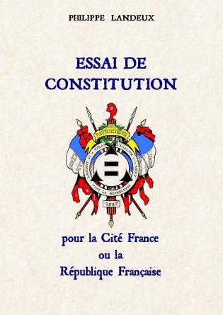 Essai de Constitution pour la Cité
