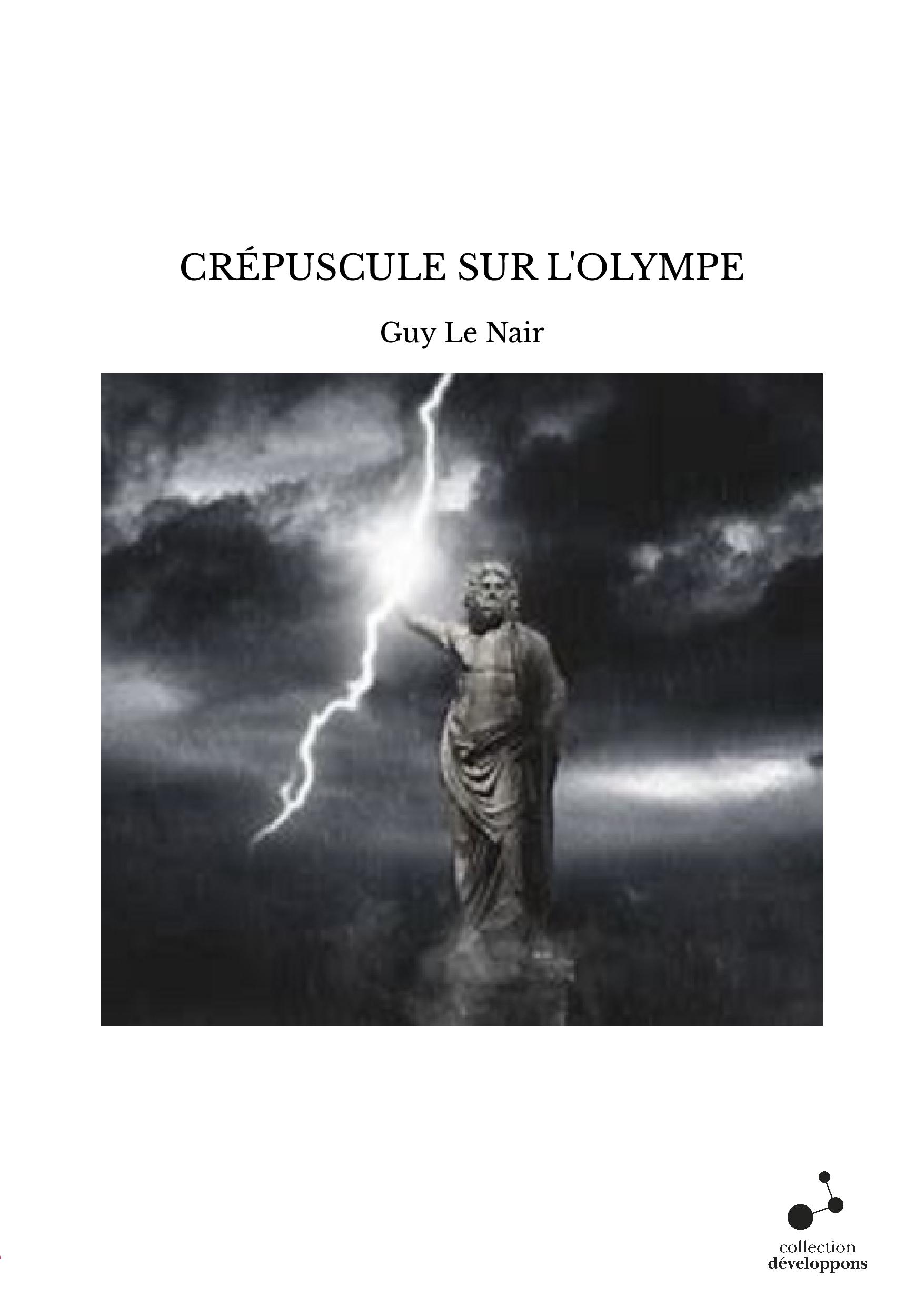 CRÉPUSCULE SUR L'OLYMPE