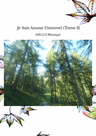 Je Suis Amour Universel (Tome 3)