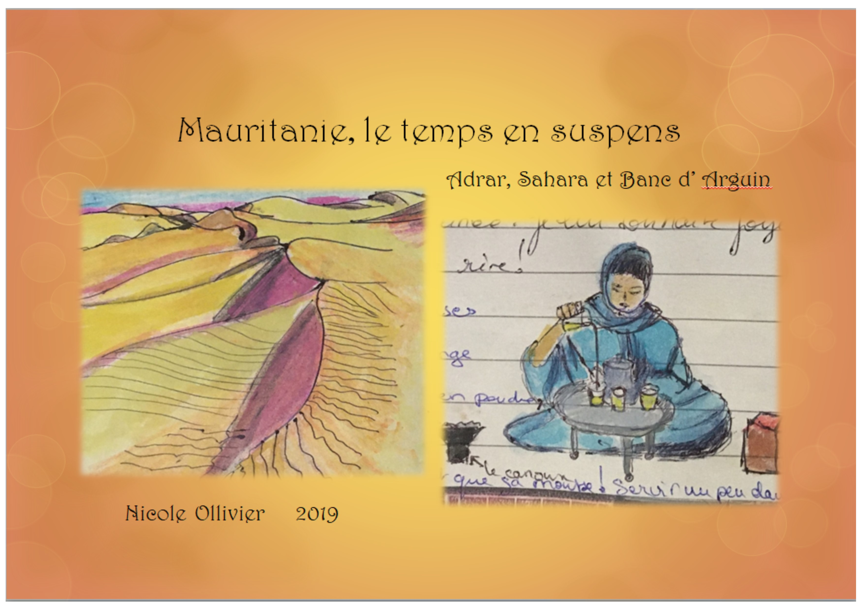 Mauritanie, le temps en suspens