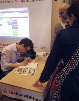 Jimmy PAGET, 3ème Prix Concours de Blogs Graphiques TheBookEdition.com 2012