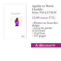 Le livre Agathe et Marie Clotilde