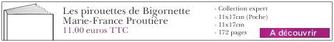Le livre Les pirouettes de Bigornette