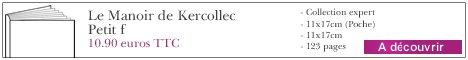Le livre Le Manoir de Kercollec