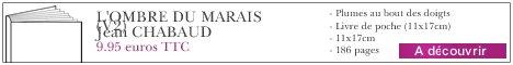 Le livre L\'OMBRE DU MARAIS (V2)
