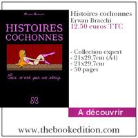 Le livre Histoires cochonnes