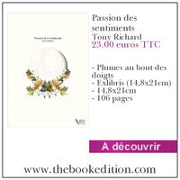 Le livre Passion des sentiments