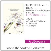 Le livre LE PETIT LIVRET BLEU