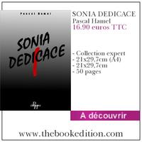 Le livre SONIA DEDICACE
