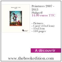Le livre Peintures 2007 -  2013