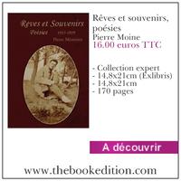 Le livre Rêves et souvenirs, poésies