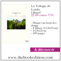 Le livre La Trilogie de Lynda