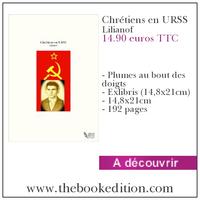 Le livre Chrétiens en URSS