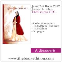 Le livre Jessic\'Art Book 2012